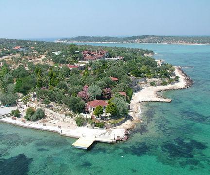 Aegean Seaview